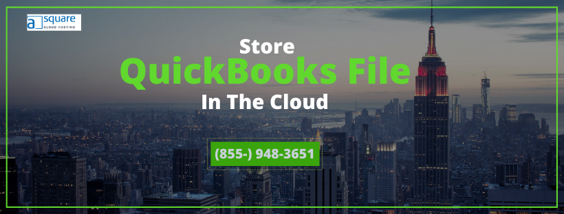 Storing QuickBooks Accountant data in the cloud