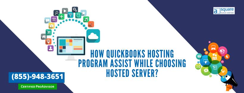 QuickBooks Hosting Program