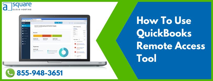 QuickBooks Remote Access Tool