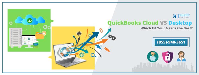 QuickBooks Cloud VS Desktop