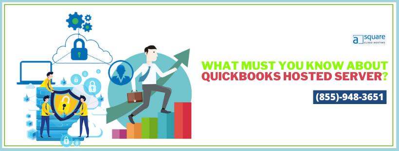 Quickbooks Hosted Server