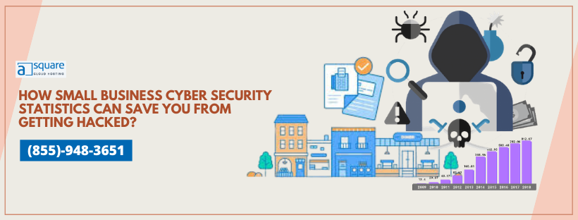 small business cyber security statistics