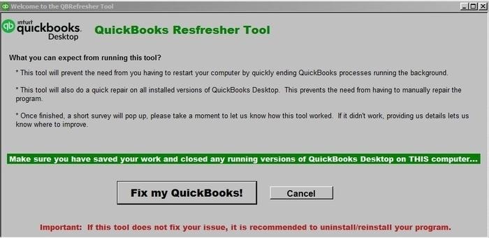 Fix My QuickBooks