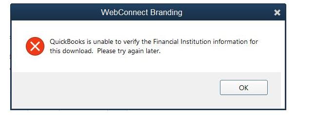 Financial Institution Information