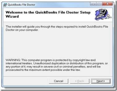 Fix QuickBooks Error H505 using QuickBooks File Doctor