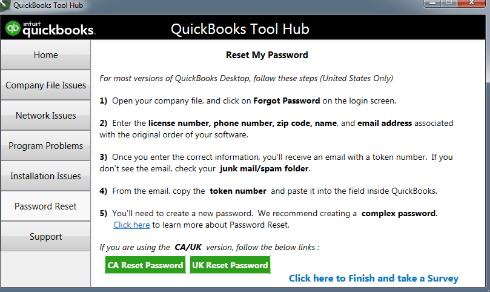 Components Of QuickBooks Tool Hub
