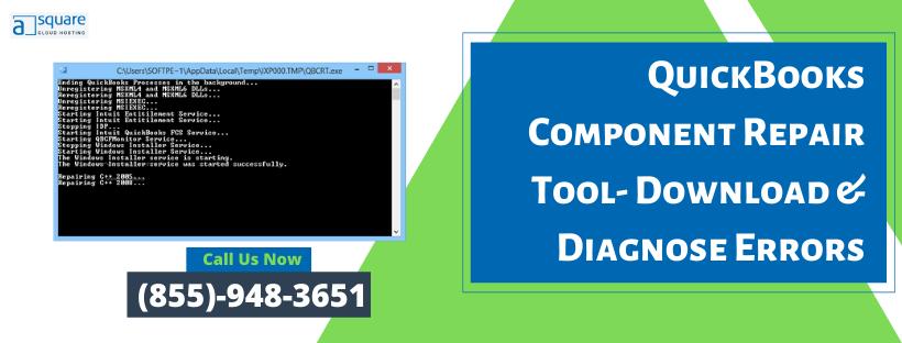 QuickBooks Component Repair Tool- Download & Diagnose Errors