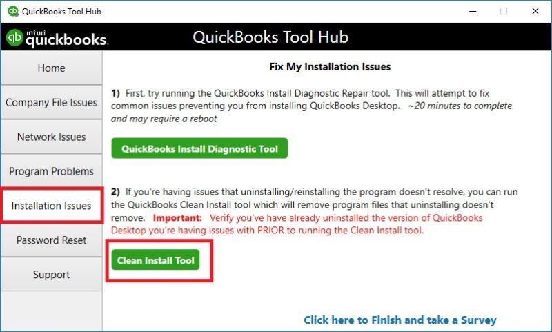 download QBInstall Tool